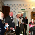 Richard Ransome Opens the Exhibition