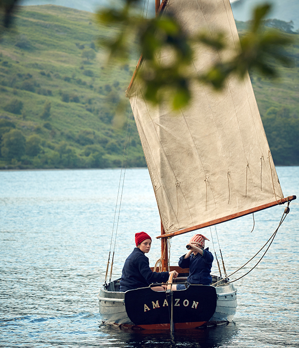 Publicity Photo from Swallows and Amazons