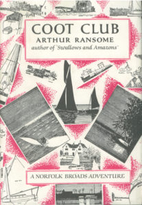 cover of jonathan cape edition of coot club