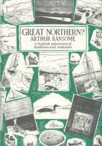 cover of jonathan cape edition of great northern