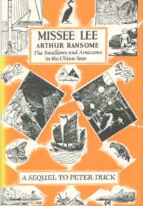 cover of jonathan cape edition of missee lee