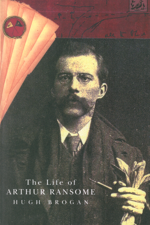 cover of pimlico edition of The Life of Arthur Ransome