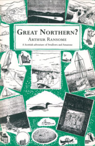cover of red fox edition of great northern