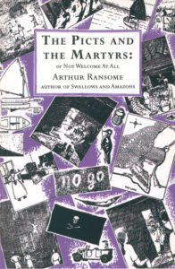 cover of red fox edition of the picts and the martyrs