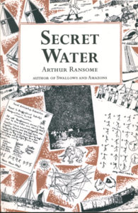 cover of red fox edition of secret water