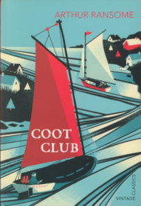 cover of vintage edition of coot club