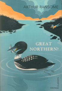 cover of vintage edition of great northern