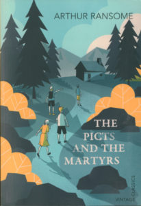 cover of vintage edition of the picts and the martyrs