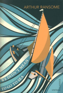 cover of vintage edition of we didn't mean to go to sea
