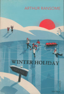 cover of vintage edition of winter holiday