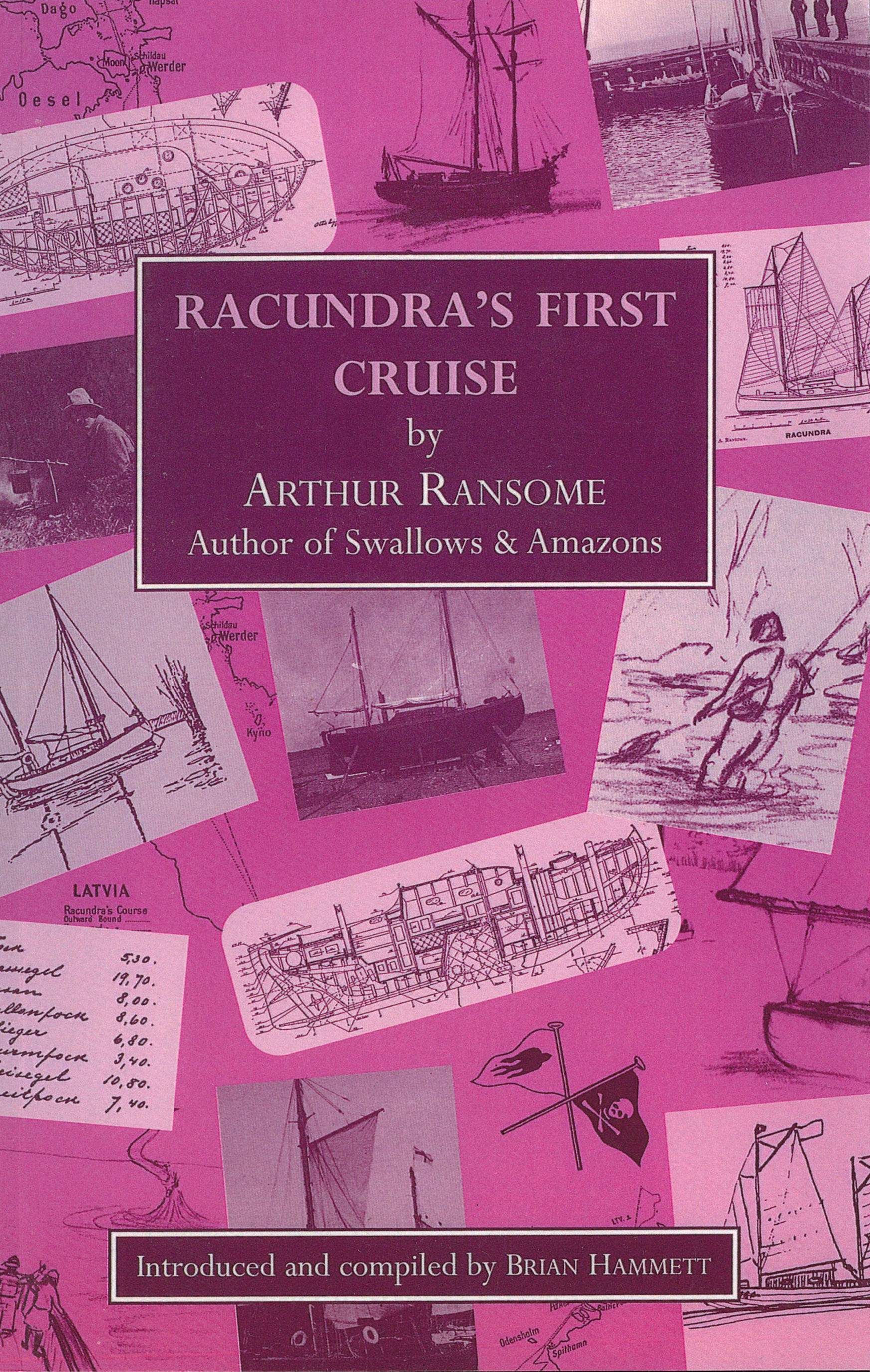 cover of john wiley edition of racundra's first cruise