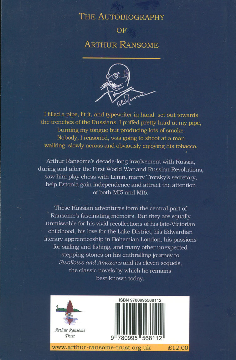 Autobiography of Arthur Ransome-back-cover-reduced