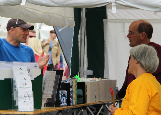 Conversations at the Lowther Show