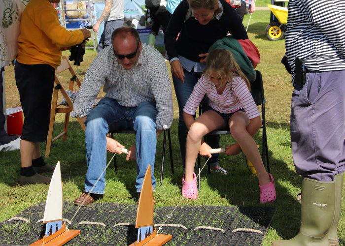 Swallows and Amazons racing