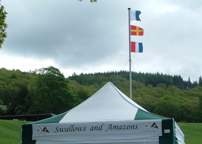 Swallows, Amazons and ART at Coniston