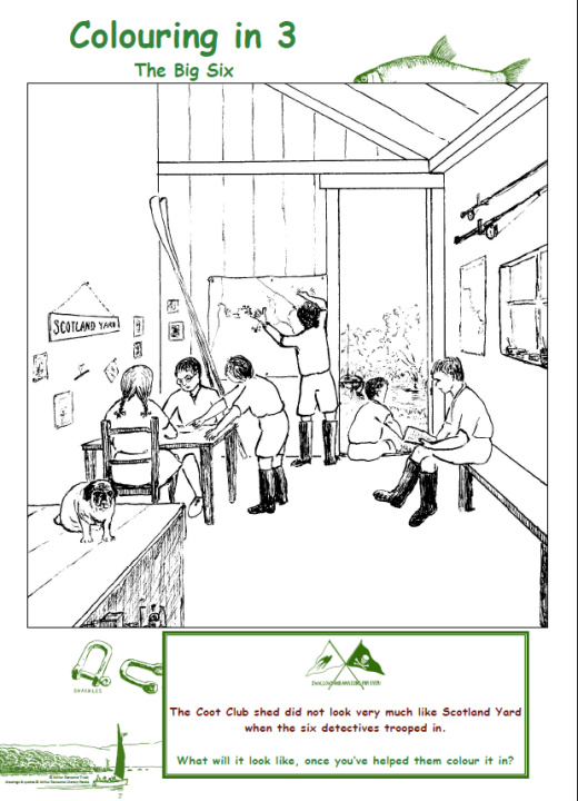 Image of Colouring in 3 pdf