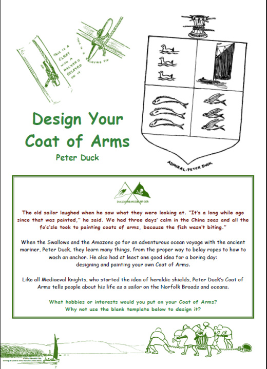 Image of Design a Coat of Arms pdf