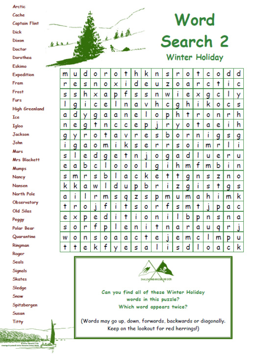 Image of Word Search 2 pdf